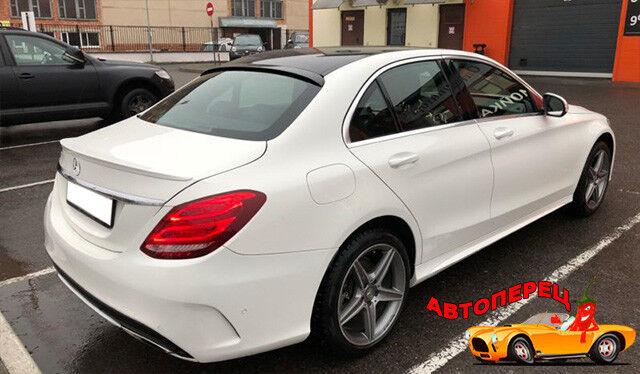 Прокат авто Mercedes-Benz C-class AMG - фото 2