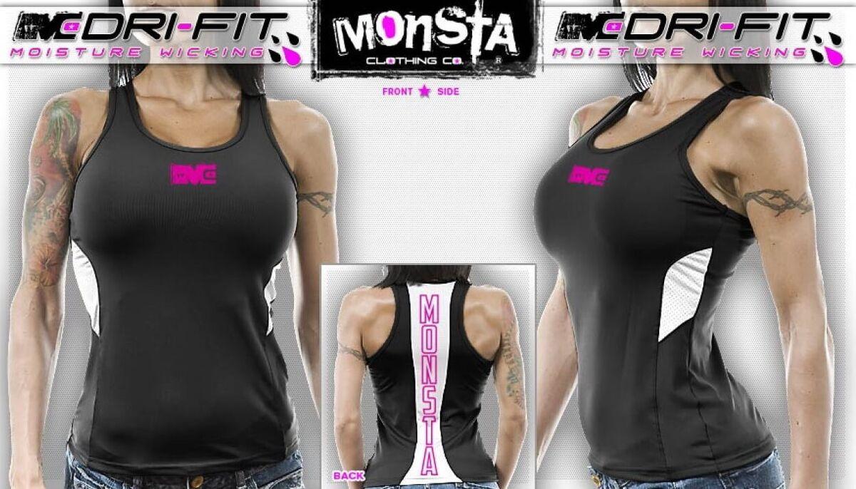 Спортивная одежда Monsta Майка Drifit M149 - фото 1