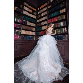 Свадебное платье напрокат Berkana Платье свадебное Naomi - фото 4