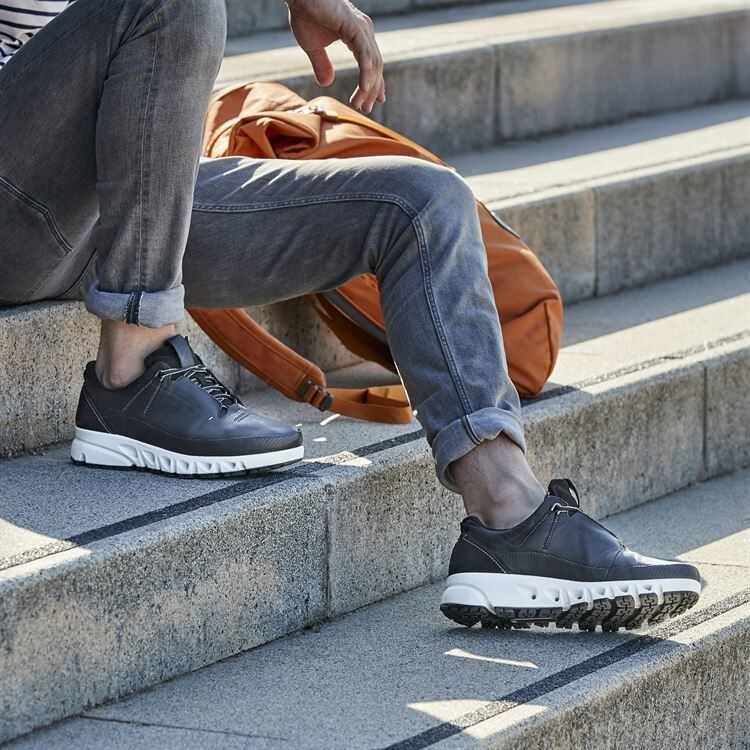 Обувь мужская ECCO Кроссовки OMNI-VENT 880124/01001 - фото 3