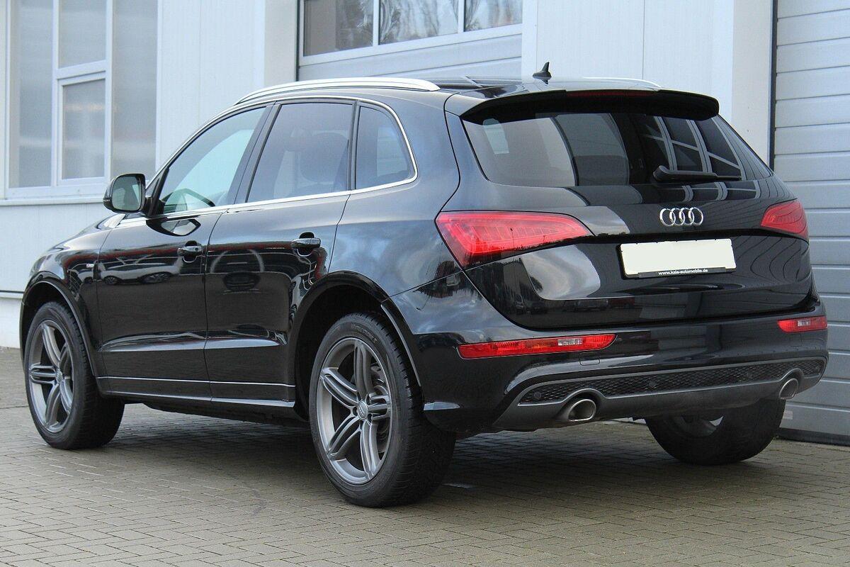 Прокат авто Audi Q5 2014 г.в. - фото 2