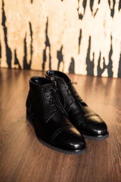 Обувь мужская Baldinini Ботинки мужские 1 - фото 2