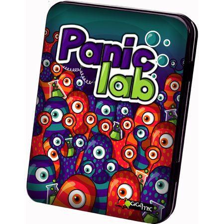 Магазин настольных игр Gigamic Настольная игра «Paniclab» - фото 1