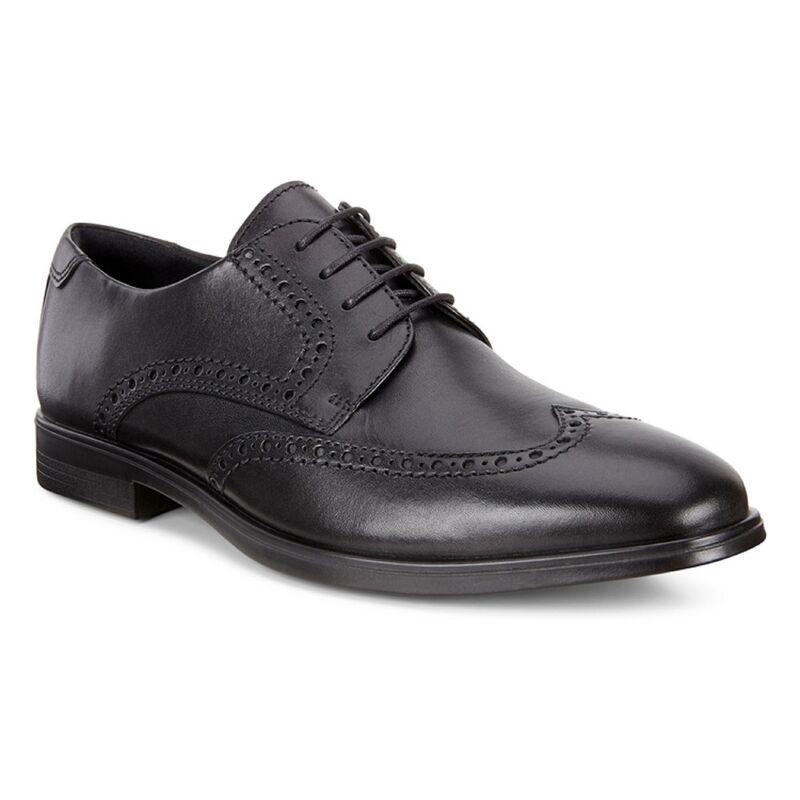 Обувь мужская ECCO Броги MELBOURNE 621664/01001 - фото 1