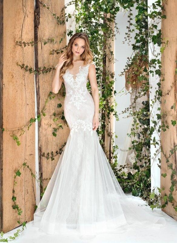 Свадебный салон Papilio Свадебное платье «Wonderland» #1810-L Ирис - фото 1