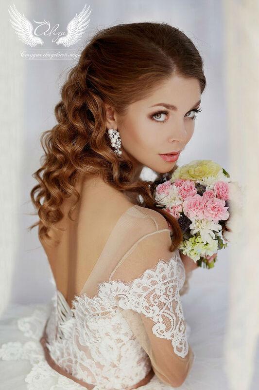 Свадебное платье напрокат ALIZA Платье свадебное «Amor 2» Soffito - фото 1