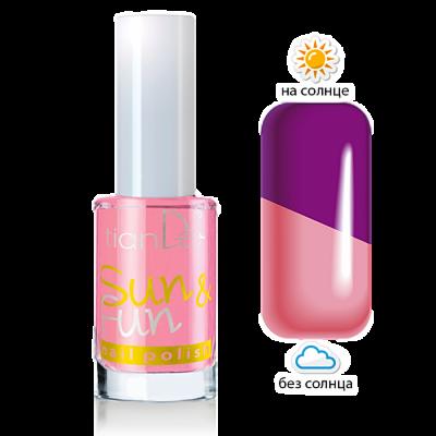 Декоративная косметика tianDe Лак для ногтей Sun & Fun - фото 2
