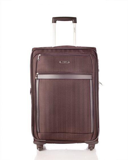 Магазин сумок Airtex Чемодан коричневый Н/Д - фото 1