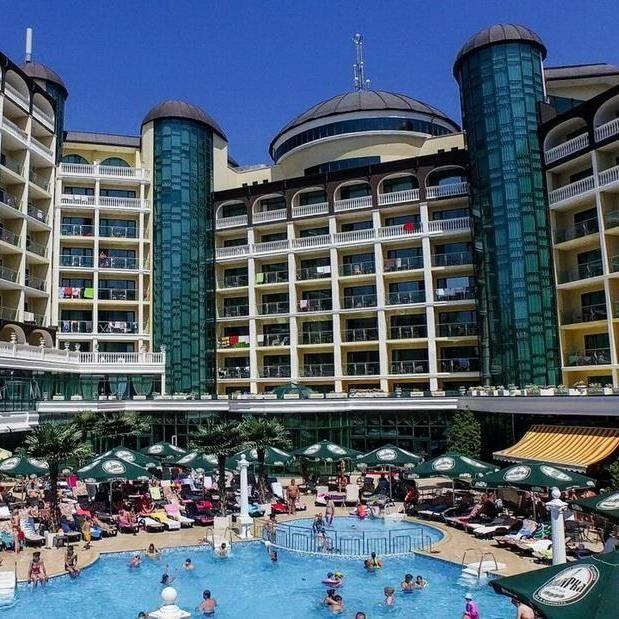 Туристическое агентство Трэвел Сок Пляжный авиатур в Болгарию, Солнечный берег, Planeta Hotel 5* - фото 1