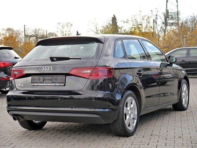 Прокат авто Audi A3 2014 г.в. - фото 2