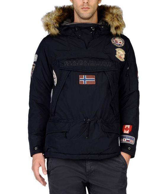 Верхняя одежда мужская Napapijri Куртка мужская Skidoo Expedition N0Y9IM176 - фото 2