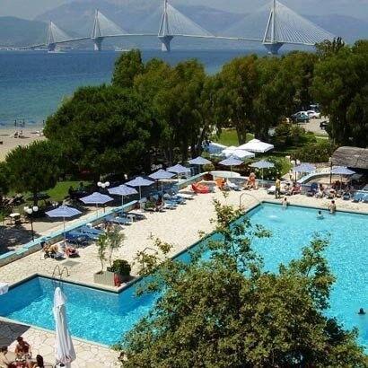 Туристическое агентство EcoTravel Пляжный тур в Грецию, Пелопоннес, Porto Rio Hotel & Casino 4* - фото 1