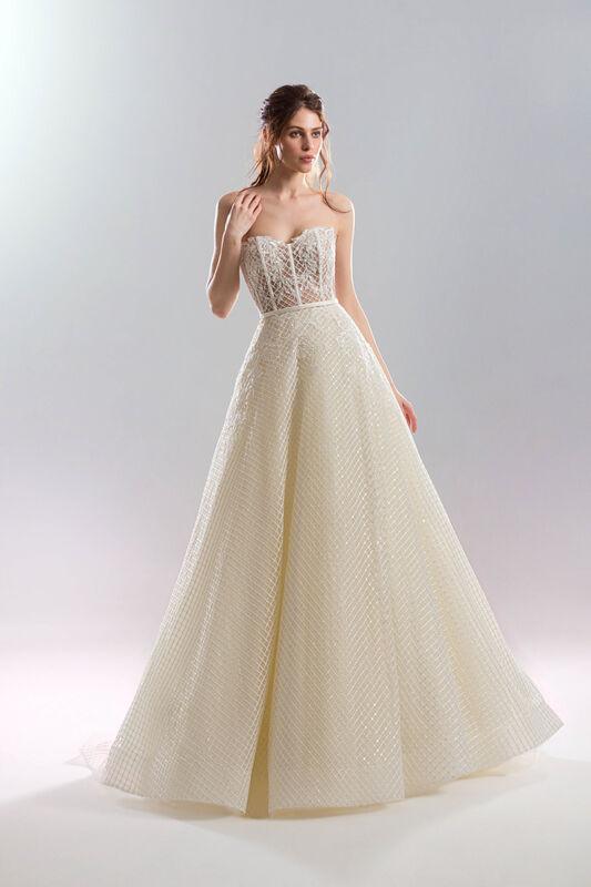 Свадебный салон Papilio Свадебное платье «Совершенство» - фото 1