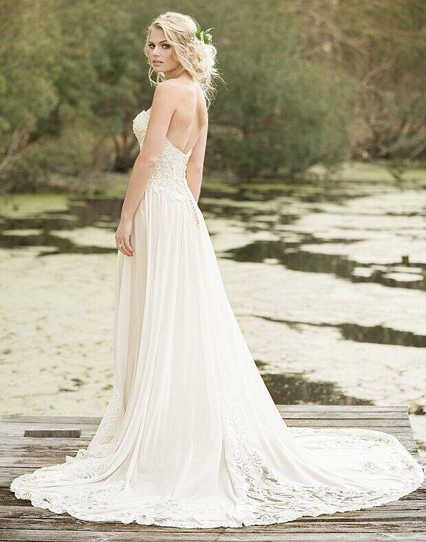 Свадебное платье напрокат Lillian West Свадебное платье Annabelle - фото 1