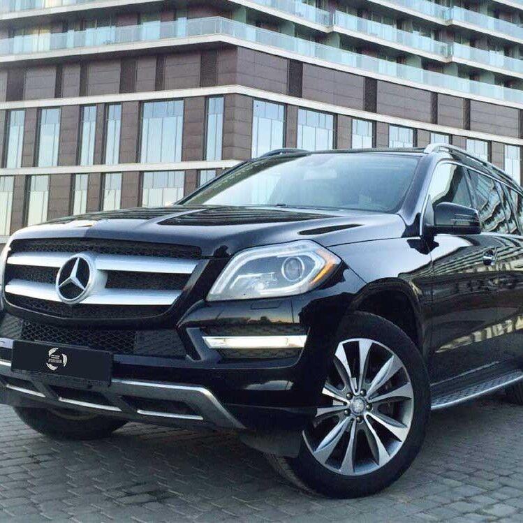 Прокат авто Mercedes-Benz GL 500 - фото 1