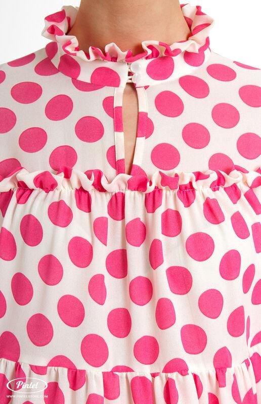 Костюм женский Pintel™ Комбинированный брючный костюм Fleurina - фото 5