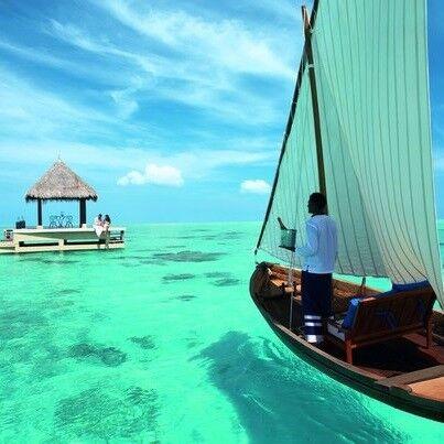 Туристическое агентство Суперформация Пляжный тур на Мальдивы, Мале, Adaaran Club Rannalhi 4* - фото 1