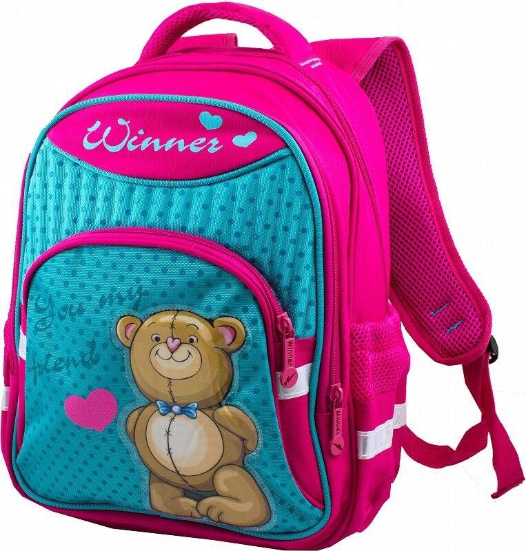 Магазин сумок Winner Рюкзак школьный 906 - фото 1
