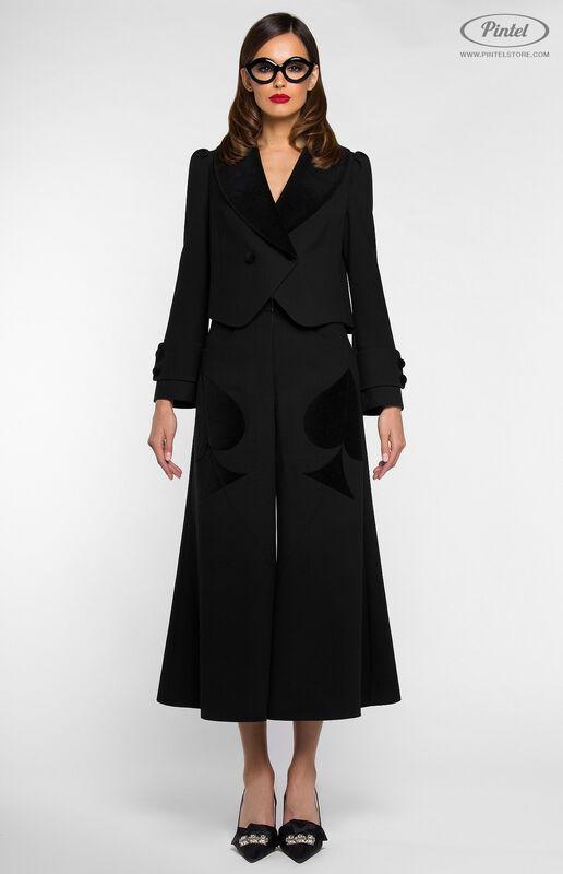 Костюм женский Pintel™ Элегантный брючный костюм MARCELLA - фото 1