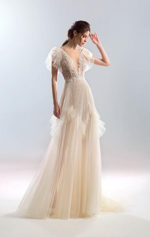 Свадебный салон Papilio Свадебное платье «Хрусталь» - фото 1