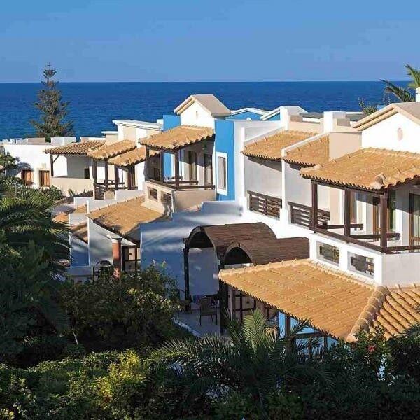 Туристическое агентство География Пляжный авиатур в Грецию, Ираклио, Aldemar Knossos Royal 5* - фото 1