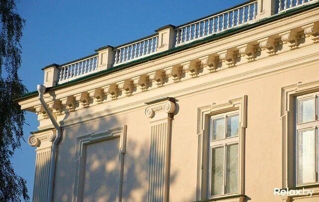 Достопримечательность Дворец Друцких-Любецких Фото - фото 4