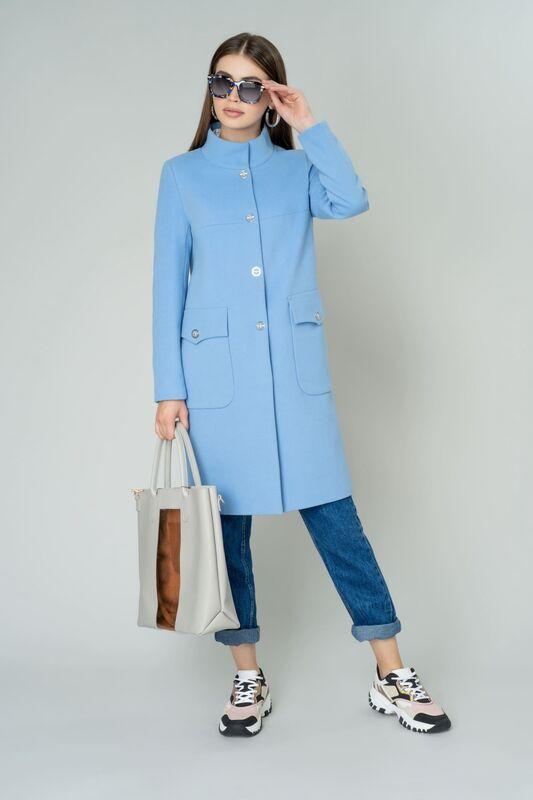 Верхняя одежда женская Elema Пальто женское демисезонное 1-9763-1 - фото 1