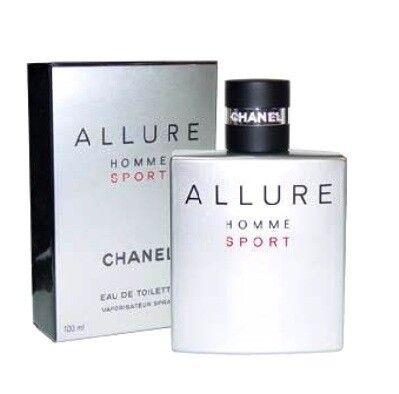 Парфюмерия Chanel Туалетная вода Allure Homme Sport, 30 мл - фото 1