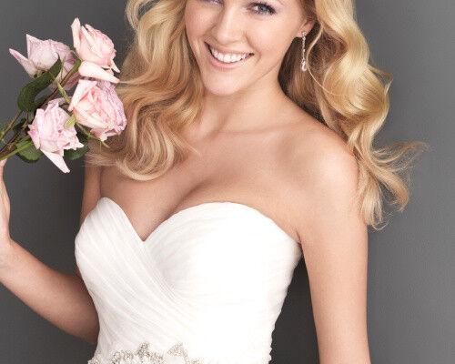 Свадебное платье напрокат Allure Bridals Платье свадебное 2607 - фото 3