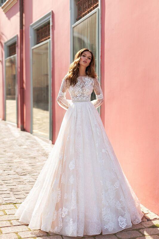 """Свадебное платье напрокат ALIZA свадебное платье """"Frozinny"""" - фото 1"""