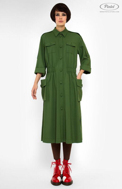 Платье женское Pintel™ Платье свободного силуэта Shindy - фото 1