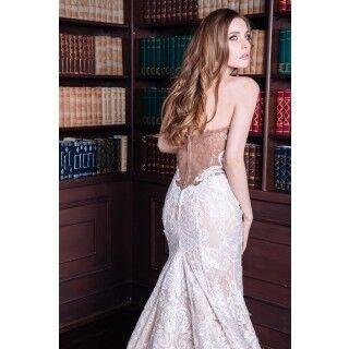 Свадебное платье напрокат Berkana Платье свадебное Naomi - фото 2