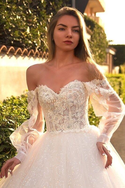 Свадебный салон Rafineza Свадебное платье Margarita - фото 1