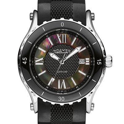 Часы Roamer Наручные часы Ceraline Pure 942980 41 53 09 - фото 1