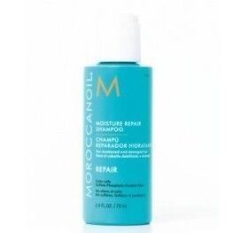 Уход за волосами Moroccanoil Увлажняющий восстанавливающий шампунь, 70 мл - фото 1