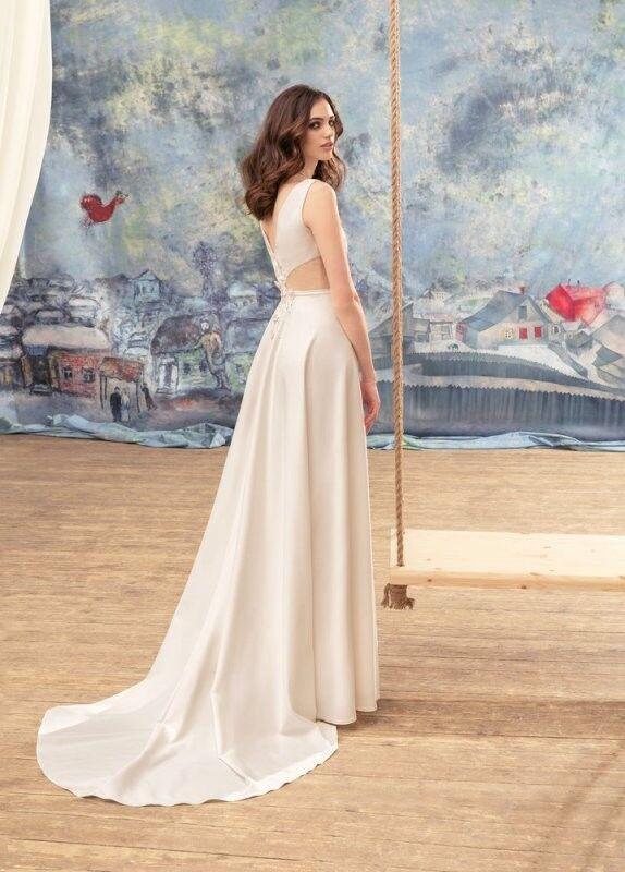 Свадебный салон Papilio Свадебное платье «Лори» 1719L - фото 2