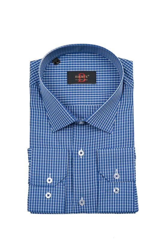 Кофта, рубашка, футболка мужская BIENTE Сорочка верхняя мужская BC40 - фото 1