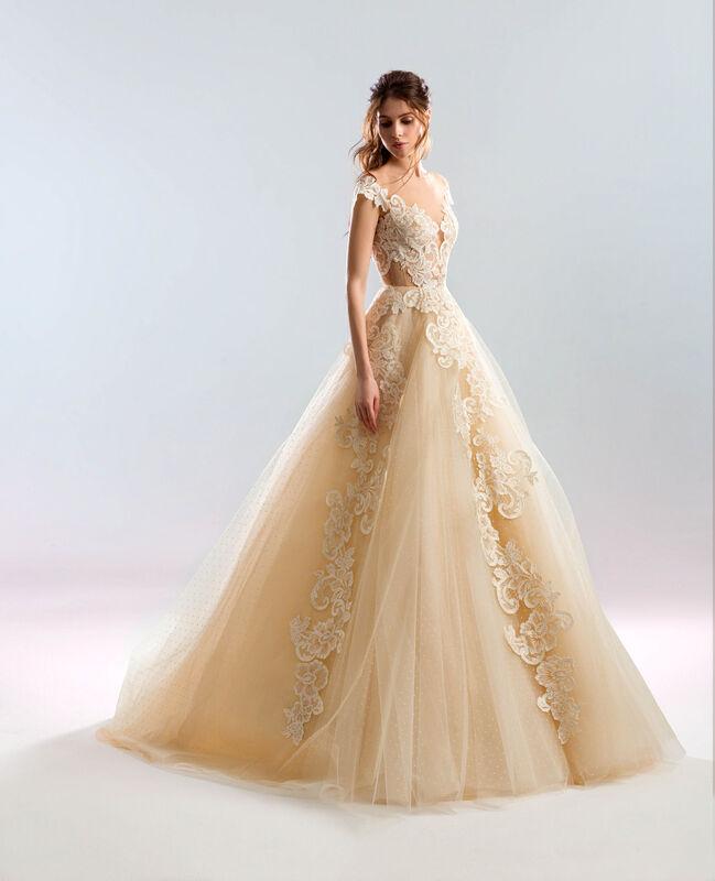 Свадебный салон Papilio Свадебное платье «Андромета» - фото 1