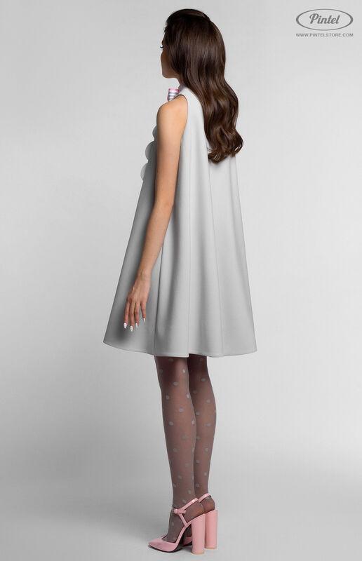 Платье женское Pintel™ Мини-платье А-силуэта без рукавов Chito - фото 4