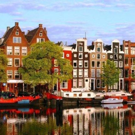 Туристическое агентство A La Carte Сити-тур в Амстердам, Нидерланды, Tulip Inn Amsterdam Riverside 3* - фото 1