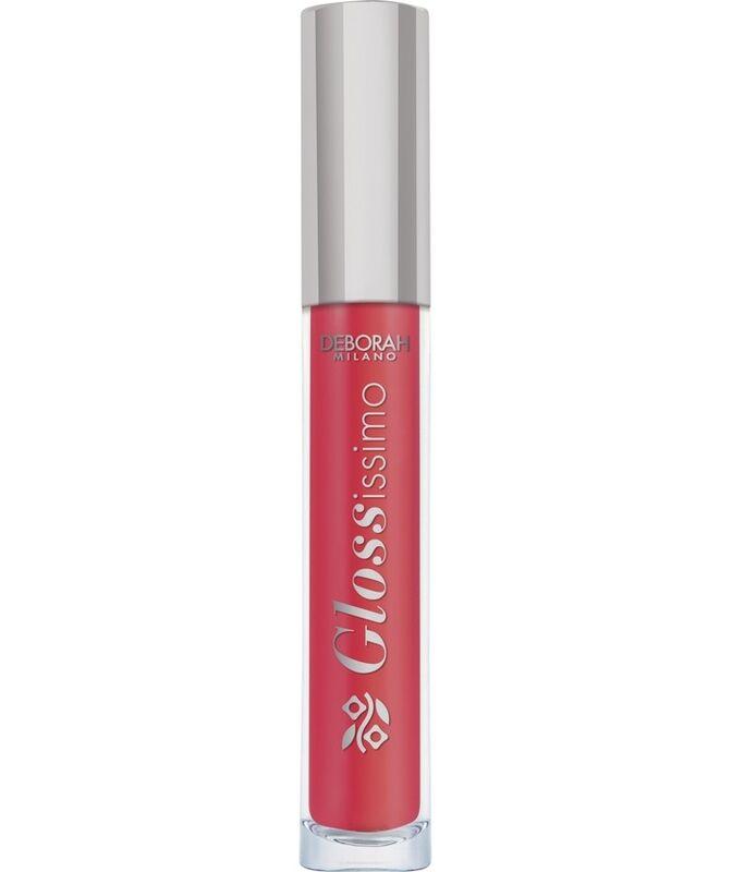 Декоративная косметика Deborah Milano Блеск для губ Glossissimo - №10 Strawberry Kiss - фото 1