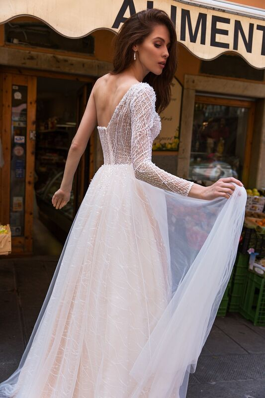 """Свадебный салон ALIZA свадебное платье """"Estellye"""" - фото 4"""
