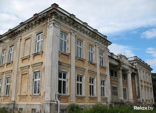 Достопримечательность Дворец Друцких-Любецких Фото - фото 1