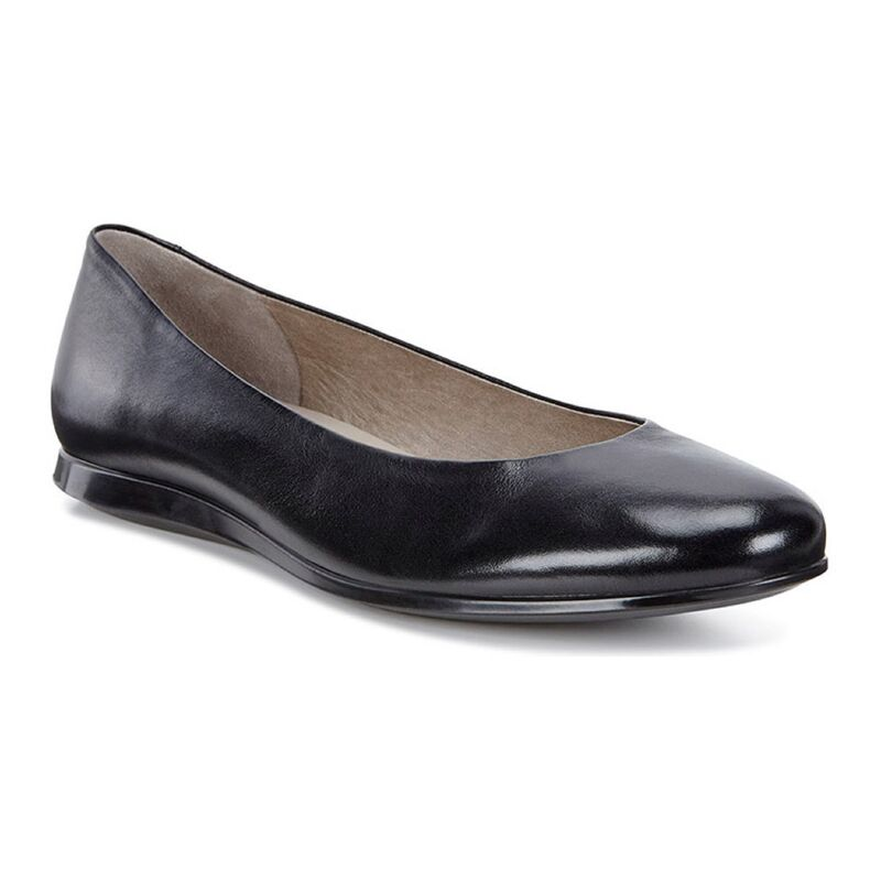 Обувь женская ECCO Балетки TOUCH BALLERINA 2.0 271503/01001 - фото 1
