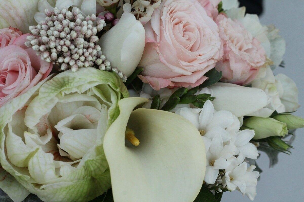 Магазин цветов Cvetok.by Композиция «Калла и гиацинт» - фото 2