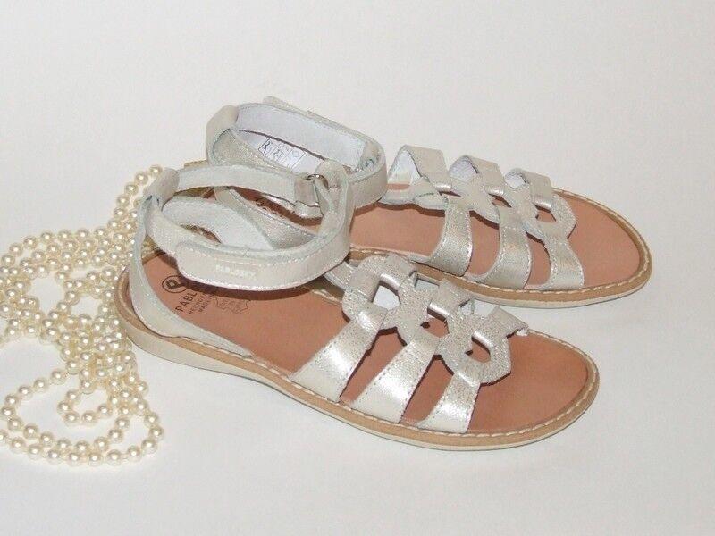 Обувь детская Pablosky Туфли летние для девочки 479835 - фото 2