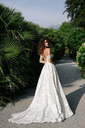 Свадебное платье напрокат Rara Avis Свадебное платье Wild Soul Fili - фото 4