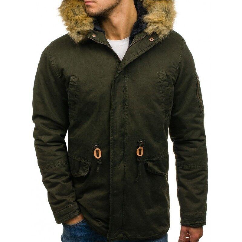 Верхняя одежда мужская Revolt Зимняя куртка-2 в 1- H09 - фото 1