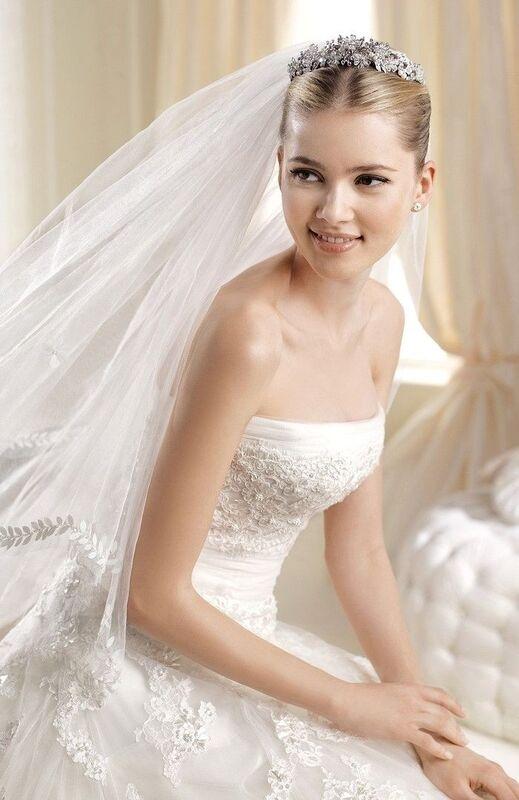 Свадебный салон La Sposa Свадебное платье Igarza - фото 3