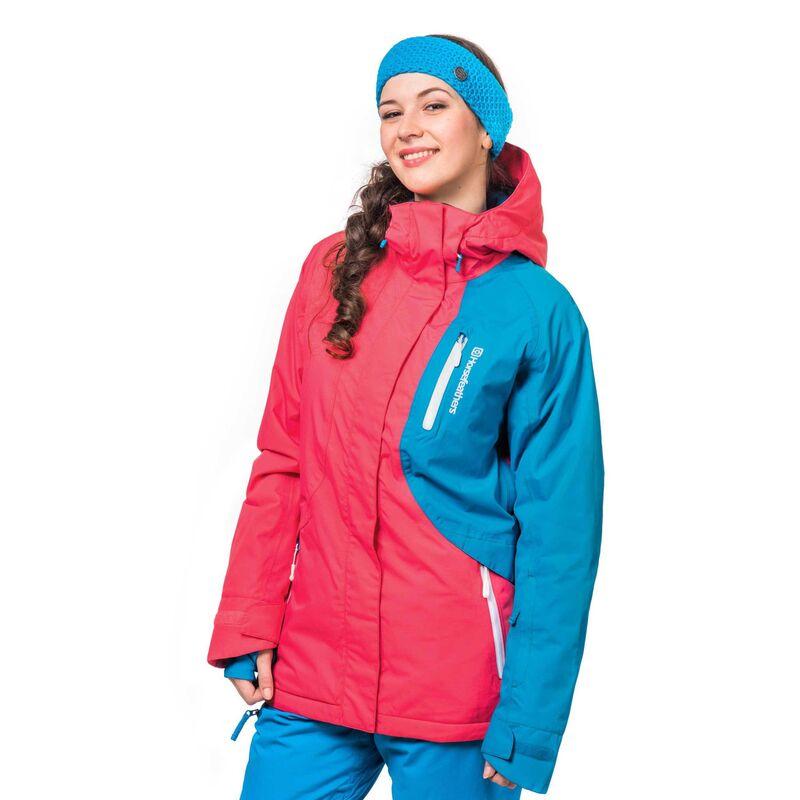 Спортивная одежда Horsefeathers Сноубордическая куртка Alina 1617 розовый -  фото 1 aa8a02410d9
